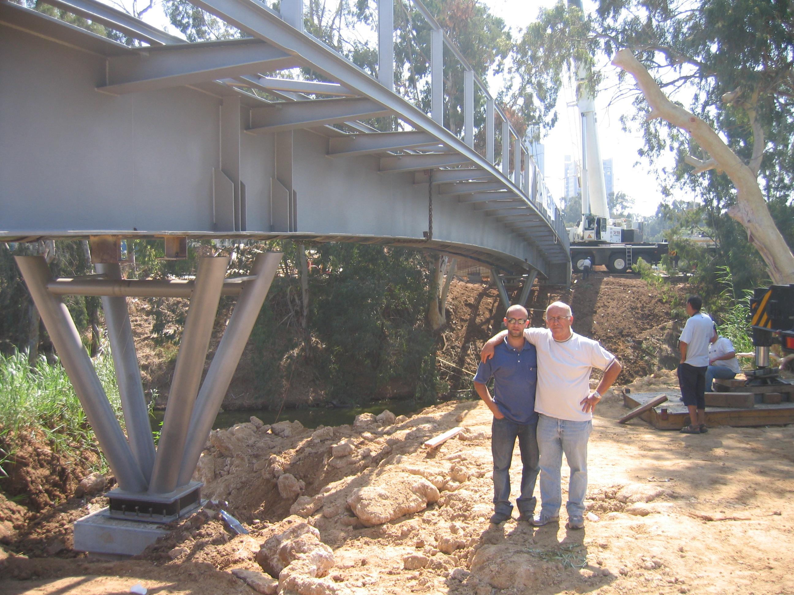 גשר המכבייה החדש